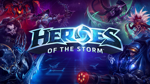 Heroes of the Storm - Lan Experience