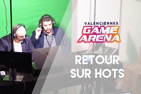 Retour sur le tournoi Heroes Of The Storm !